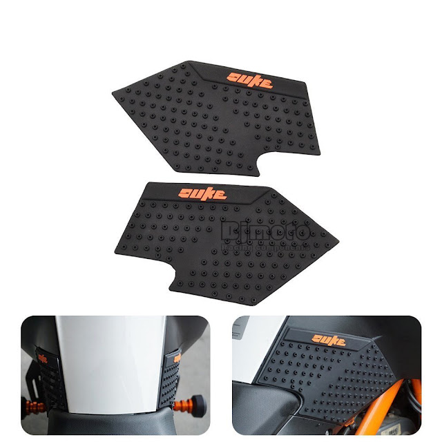 Tank Pad Side Grip for KTM 390 Adventure