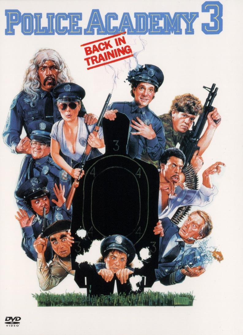 Police Academy 3: Back in Training โปลิศจิตไม่ว่าง 3 [HD][พากย์ไทย]