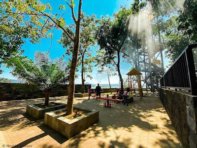 Playground bukit cinta rawa pening Ambarawa