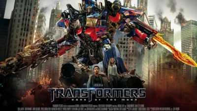 Transformers Dark of the Moon 2011 Dual Audio Hindi + English 480p