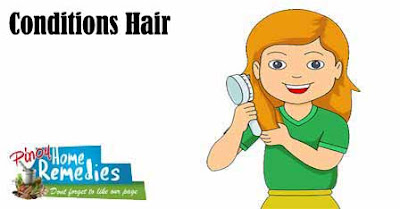 Conditions Hair