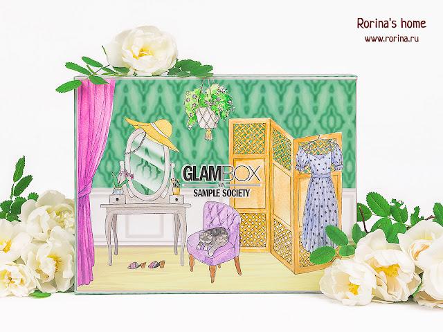 GlamBox май: отзывы