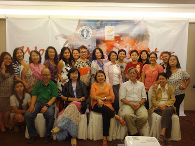 Women in Disaster Creative Nonfiction Writing Workshop Women in Literary Arts WILA Cebu