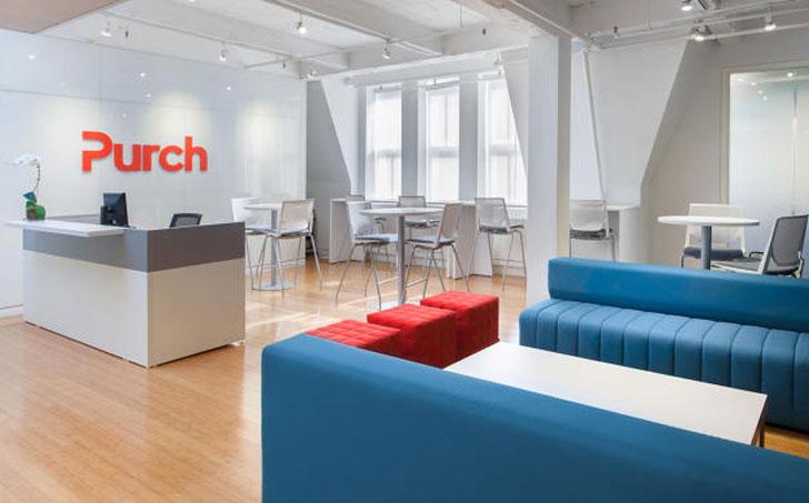 Màu sắc và sự tác động của màu sắc trong thiết kế văn phòng