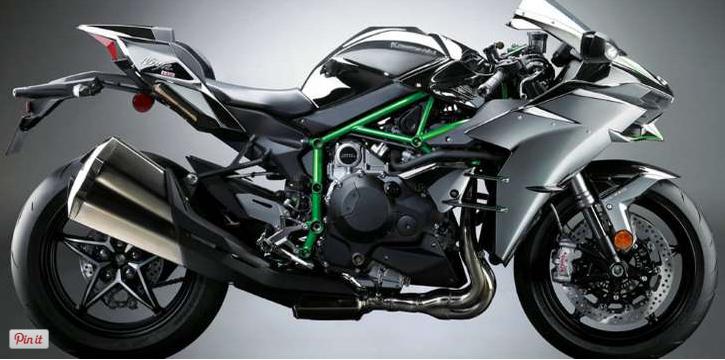 Spesifikasi Motor Sport Kawasaki Ninja H2