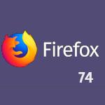 Firefox 74 é lançado - Dicas Linux e Windows