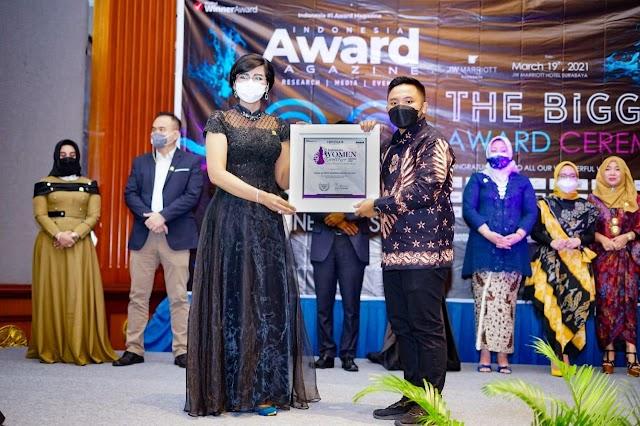 "8 Langkah Kompol Dr (C) Netty Rosdiana Siagian, S.H., M.M. Peraih ""INDONESIA WOMEN EXCELLENCE AWARD 2021"""