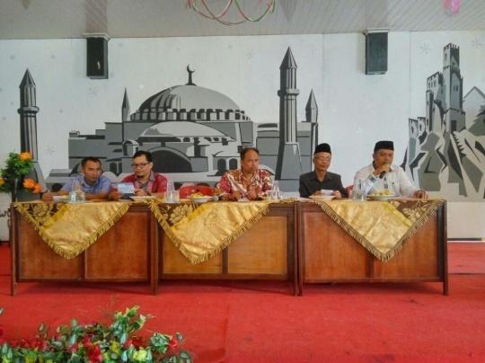 Prodi Pengembangan Masyarakat Islam Jalin Silaturahmi dengan MA Kuliiyatul Mubalighin Muhammadiyah Pandang Panjang