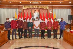 NTB & Bali Tanda Tangani Kerjasama Pariwisata