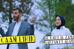 Lirik Al Barq Al Yamani - Sabyan ft. Adam Ali