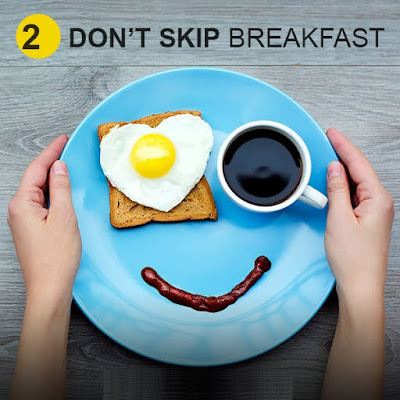 skipping breakfast can effect in you weight loss strategies
