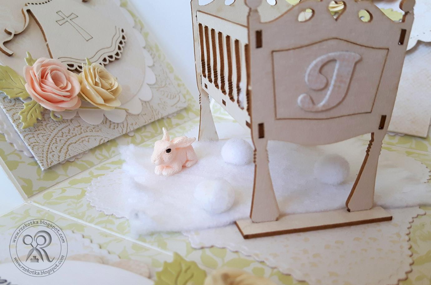 Exploding box - pokój maluszka