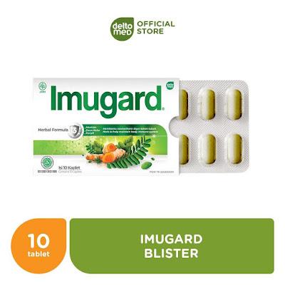 Herbal untuk memperkuat daya tahan tubuh