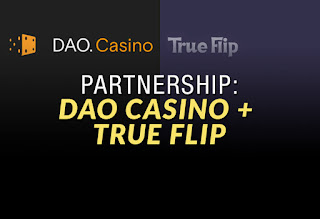 cryptomartez.com DAO Casino and True Flip Announce Partnership!