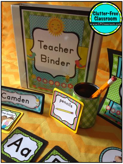 Kindergarten Classroom Decoration Printables ~ Garden themed classrooms clutter free classroom