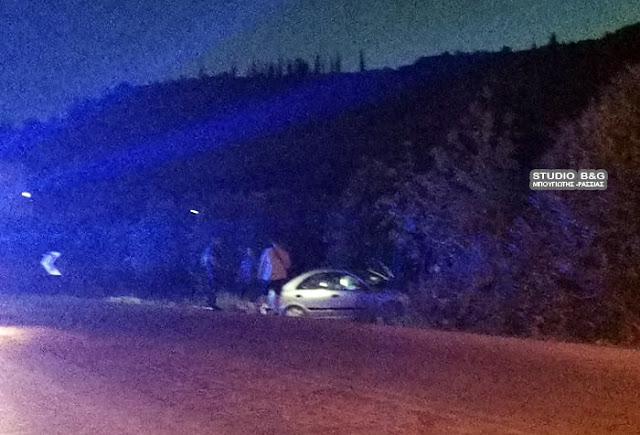 Αργολίδα: Εκτροπή αυτοκινήτου στο Άργος - Εσπευσμένα στο νοσοκομείο ο οδηγός