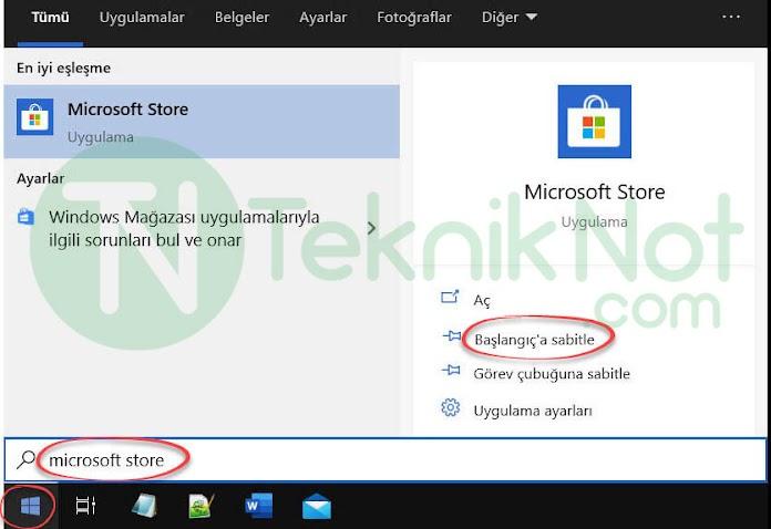 Windows 10 LTSC Microsoft Store, Mağaza Ekleme