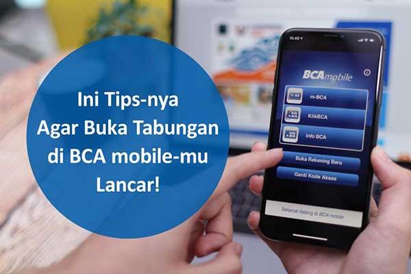 Buka Rekening BCA Online Bisa 24 Jam?
