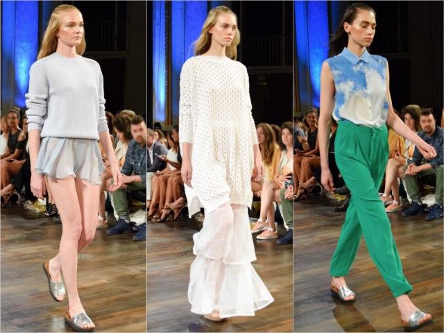 Marcel Ostertag, Spring/Summer 2017, Mercedes Benz Fashion Week