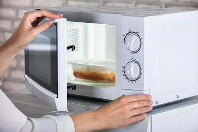 Japan's bans microwave ovens