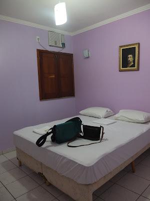 バヘリーニャスのホテル