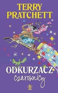 Odkurzacz czarownicy - Terry Pratchett