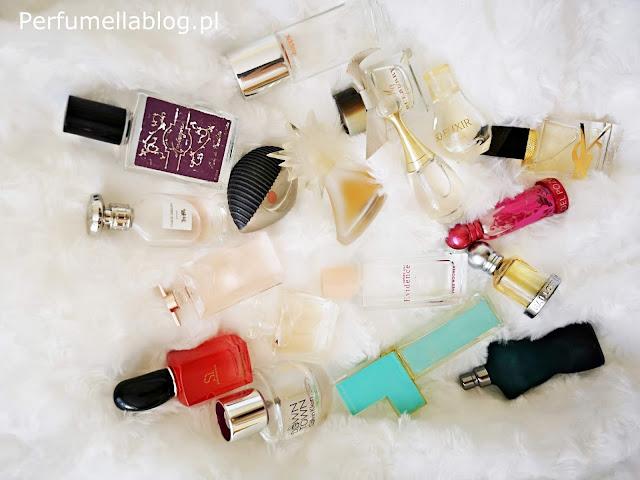 miniatury perfum kolekcja 2020