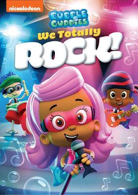 Bubble Guppies: We Totally Rock! [2019] [DVDR] [NTSC] [Latino]
