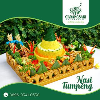 Nasi Tumpeng Syukuran di Bali