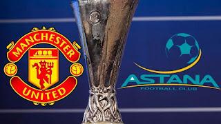 Манчестер Юнайтед - Астана смотреть онлайн бесплатно 28 ноября 2019 прямая трансляция в 18:50 МСК.