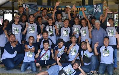 bikin kaos gathering