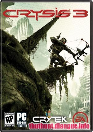 Download Game Crysis 3 Full Crack [Update]
