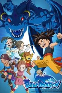 Anime Blue Dragon Dublado
