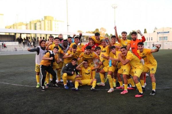 El Atlético Malagueño pasa de ronda tras ganar a El Palo en San Ignacio (2-3)