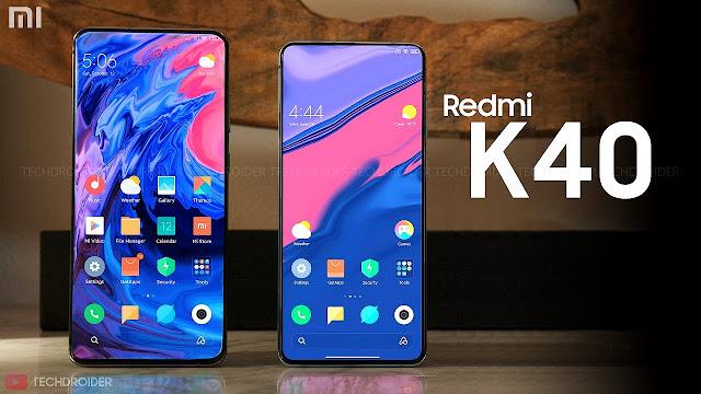 Xiaomi Redmi K40 & K40 Pro - GET READY