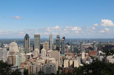 Ciudad de Montreal Canada