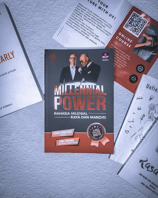 Milennial Power: Mengukuhkan Keyakinan untuk Hidup Gemilang