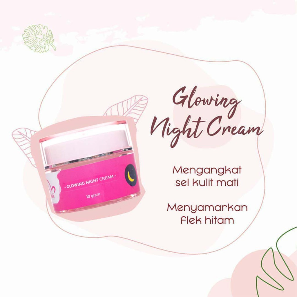Night Cream Aman BPOM