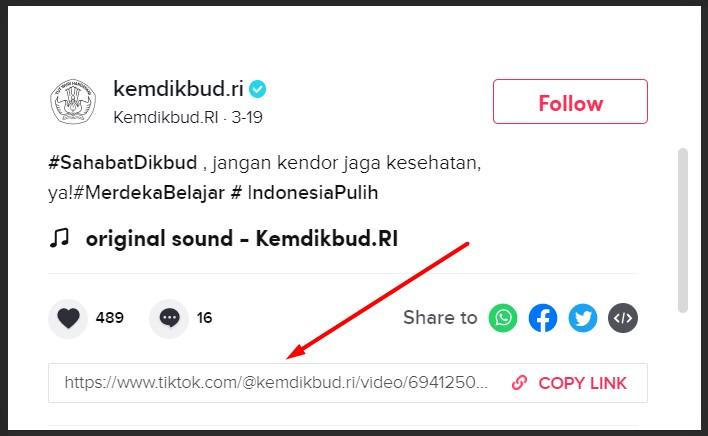 Cara Mudah Download Sound Tiktok Mp3 Dan Video Tanpa Tanda Air