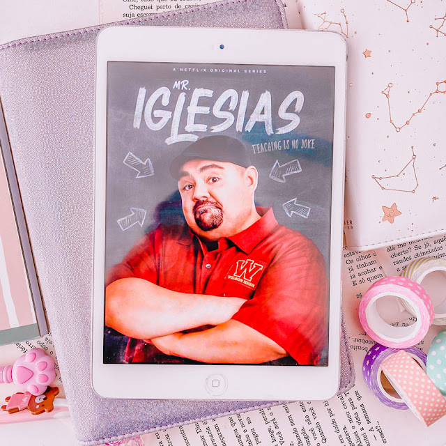 Professor Iglesias - Série na Netflix