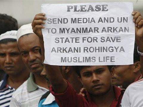 Myanmar Tolak Kasus Rohingya Diselidiki