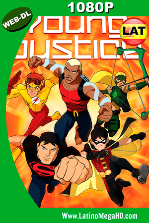 Young Justice (2010) Temporada 1 Latino HD WEB-DL 1080P ()