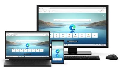 navegador, edge