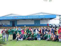Mahasiswa UNU Kalbar Belajar Strategi Pemasaran ke PT Indofood