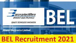 BEL Recruitment Notification 112 Apprentice Vacancies @bel-india.in