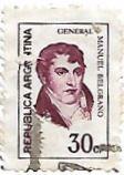 Selo General Manuel Belgrano