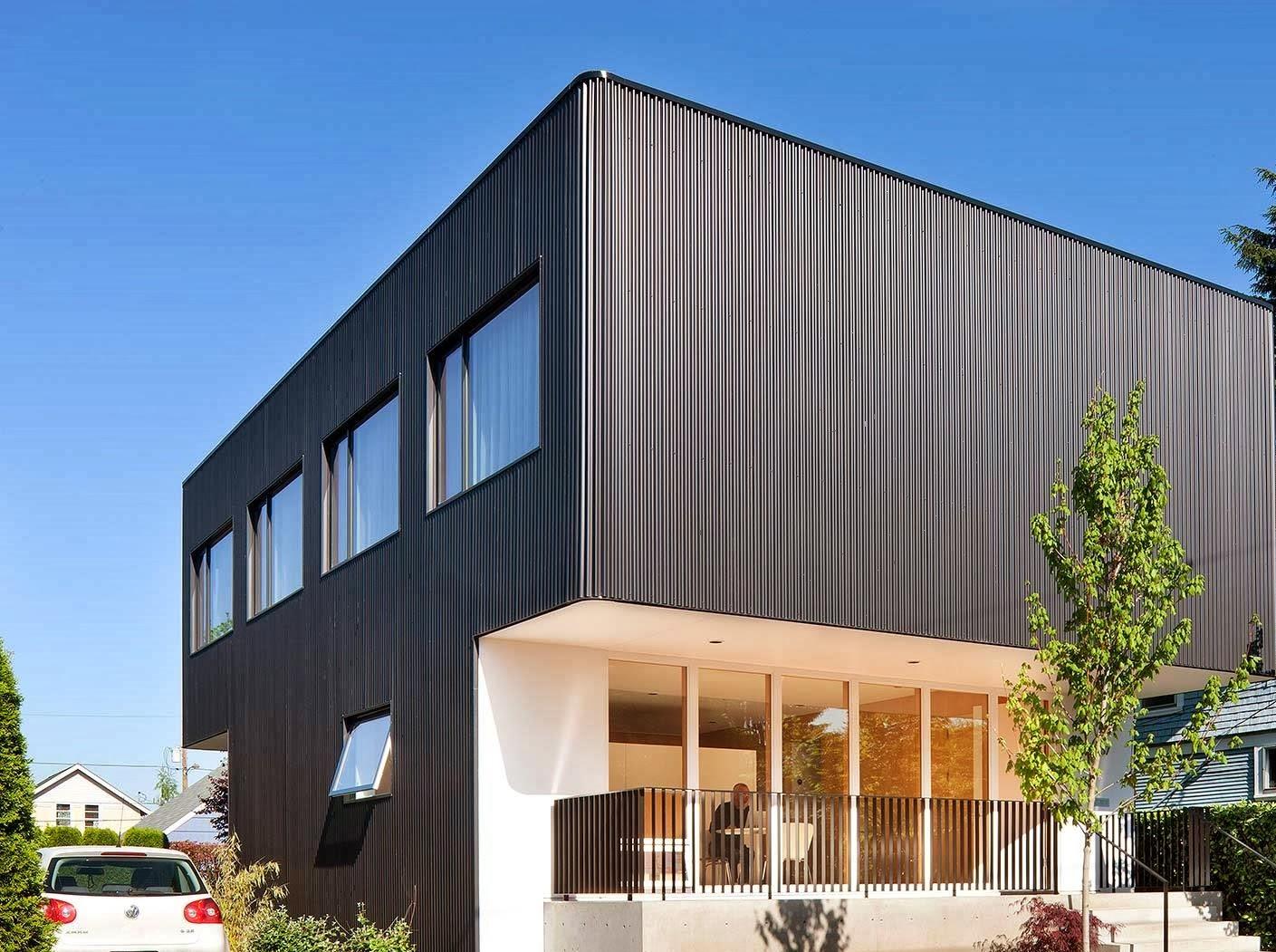 Model Rumah  Minimalis 2014 Modern Sederhana Terbaru