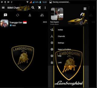 BBM Mod Tema Terbaru Otomotif v2.13.0.26 terbaru gratis