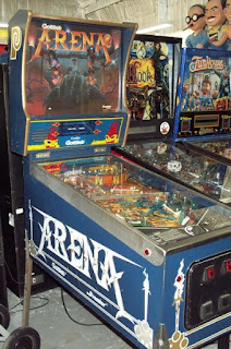 Flipper ARENA de GOTTLIEB 1987
