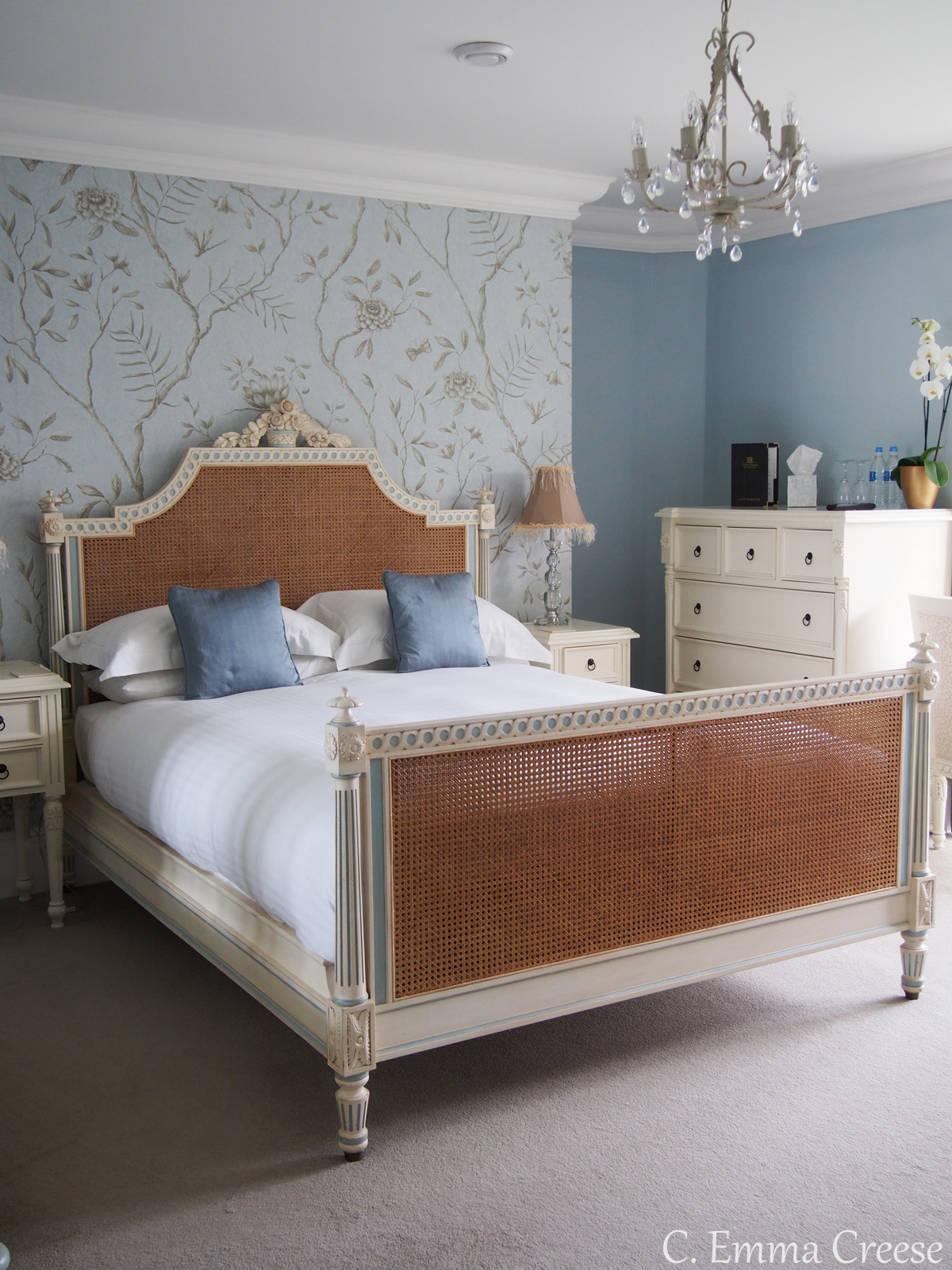 Staying at the Old Vicarage, a luxury guesthouse in Cornwall